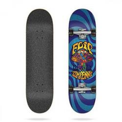 """Skateboard 8"""" Penny Loveshroom Flip"""