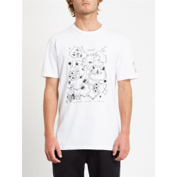 T SHIRT Homme BRIAND Volcom