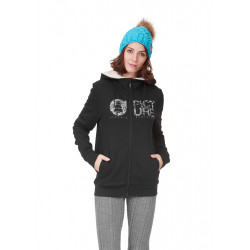 Sweat Femme Basement Zip Picture
