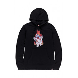 Sweat Capuche Homme INFERNO Element