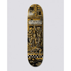 "Planche de skate 8.5"" TIMBER! THE REMAINS 8.5"" TIMBER REMAINS TAXI Element"
