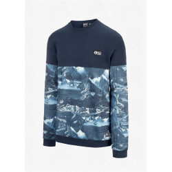 Sweat Homme MOLSON CREW Picture