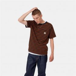 T Shirt Homme Parker Pocket Carhartt wip