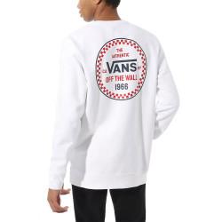 T Shirt Homme CHECKER 66 CREW Vans