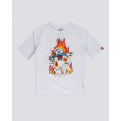 T Shirt Junior GHOSTBUSTERS INFERNO Element