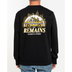 Sweat Homme TIMBER! THE REMAINS TAXI DRIVER Element