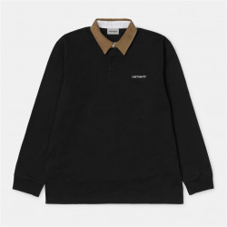 Polo Homme Cord Rugby Carhartt wip