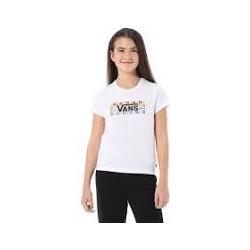T Shirt Junior CHECK TANGLE BABY Vans