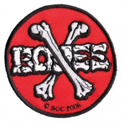 Patch Cross Bones Powell peralta