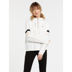 Sweat Femme Capuche COLOR CODED Volcom