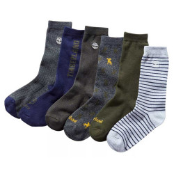 Chaussettes Pack 6 paires Timberland