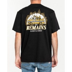 T Shirt Homme TIMBER! THE REMAINS TAXI DRIVER Element