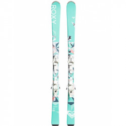 Skis KAYA 72+ Fixations L10 ROXY