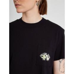 T Shirt Femme POCKET DIAL Volcom