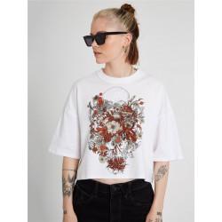 T Shirt Femme FORTIFEM Volcom