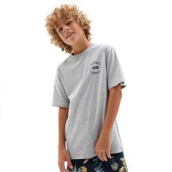 T Shirt Junior Authentic Checker Vans