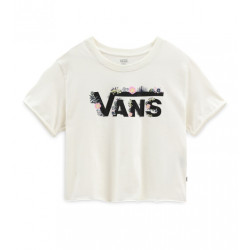 T Shirt Femme Blozzom Roll Out Vans