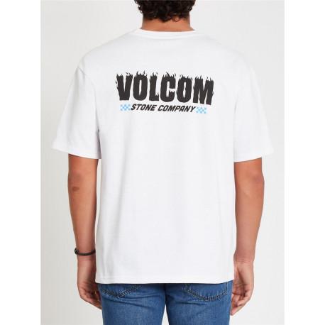 T Shirt Homme COMPANYSTONE Volcom