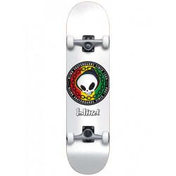 """Skateboard RASTA REAPER 8.125"""" Blind"""