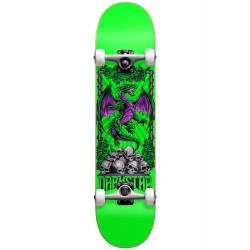 "Skateboard Complet 8"" Levitate First Push Green Darkstar"