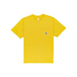 T-Shirt Homme BASIC POCKET LABEL Element