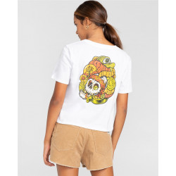 T Shirt Femme TIMBER! THE VISION CROP Element