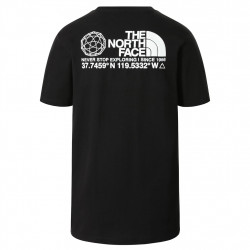 T Shirt Homme COORDINATES The north face