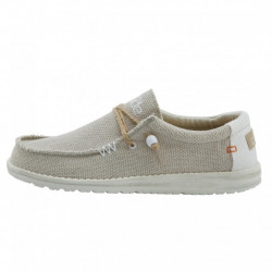 Chaussure Homme WALLY NATURAL Dude