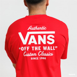T Shirt Homme Holder ST Classic Vans