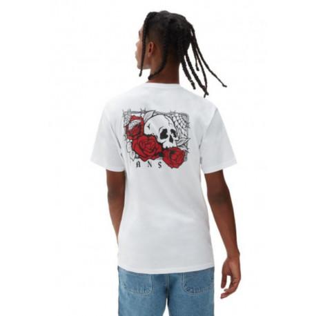 T Shirt Homme ROSE BED Vans