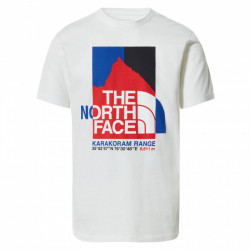 T Shirt Homme M Karakoram The north face