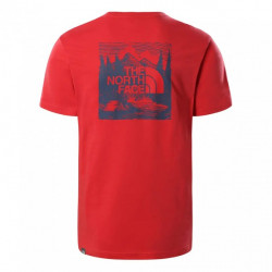 T Shirt Homme REDBOX CELEBRATION The north face