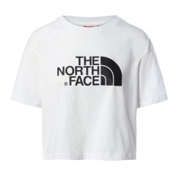 T Shirt Court Cropped Easy The north face