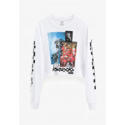 T Shirt Femme SEARCH PARTY Vans