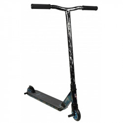 Trottinette Freestyle ARES 21 CHROME TURQUOISE Hades