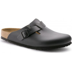 Sabots Boston cuir naturel Birkenstock