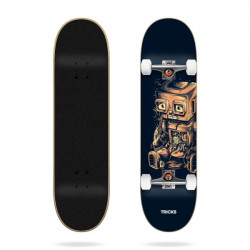 "Skateboard ROBOT 8"" Tricks"