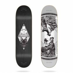 Plateau Skateboard Sovrn Geri & Freki 8.25″ Sovrn