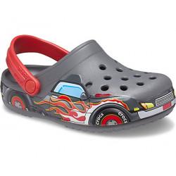 Crocs Junior Fun Lab Truck Band Clog Crocs