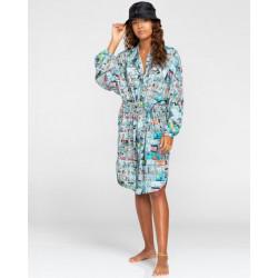 Robe PEANUTS MARSHMALLOW Element