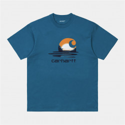 T Shirt Homme Lagoon Carhartt wip