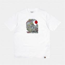 T Shirt Homme Treasure Carhartt wip