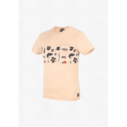 T Shirt Homme WILL MELANGE TEE Picture