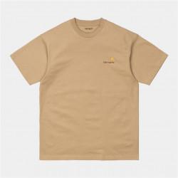 T Shirt Homme American Script Carhartt wip