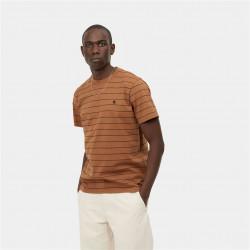 T Shirt Homme Denton Carhartt wip