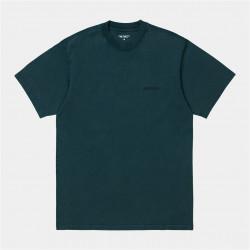 T Shirt Mosby Script Carhartt wip