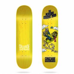 Plateau Skatebaord The Incredible Farting Man 8.0 ″ Cruzade