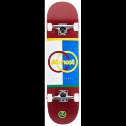 """Skateboard Complet IVY LEAGUE 8.125"""" Almost"""