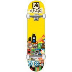 "Skateboard Complet 8"" DOCUMENT Cliché"