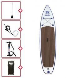 """Paddle Gonflable 10.6"""" ISUP YACHT Surfpistols"""